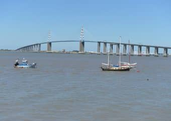 Des solutions pour traverser le Pont de Saint-Nazaire en sécurité