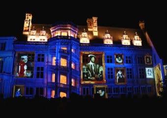 Admirez le nouveau son et lumière du château de Blois !