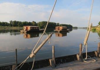 La Loire à Vélo se fait également… en bateau !