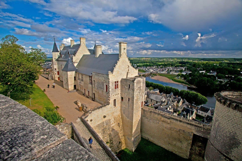 Une semaine de Blois à Saumur
