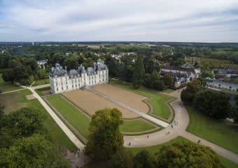Partez à vélo pour une journée en famille au château de Cheverny