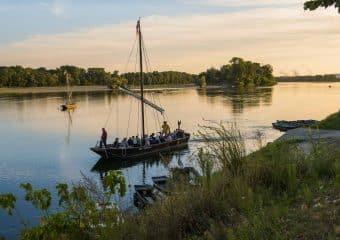 Jouez les marins d'eau douce sur La Loire à Vélo