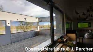 Observatoire Loire © J. Percher