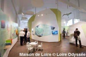 Maison de Loire © Loire Odyssée
