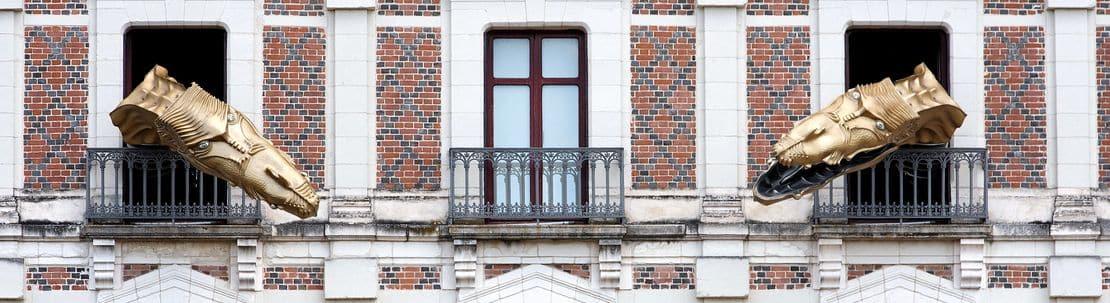 Maison de Magie à Blois