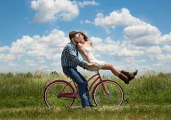 Le bonheur est à vélo !