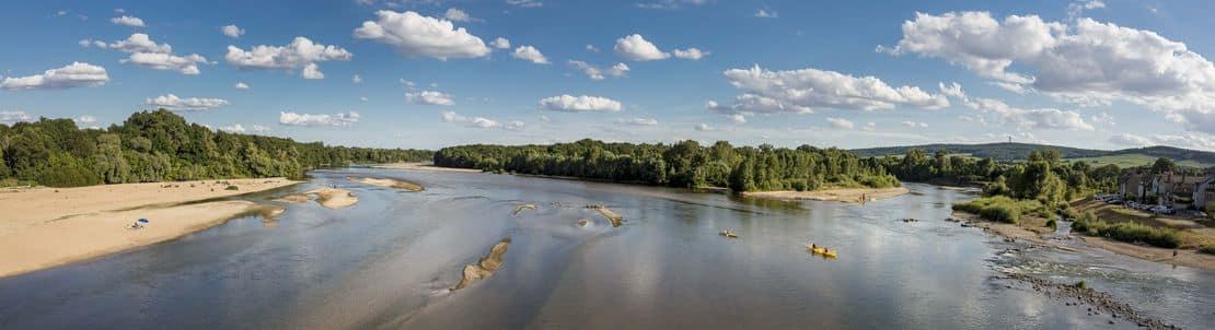 La Loire à Sancerre © D. Darrault - CRT Centre-Val de Loire