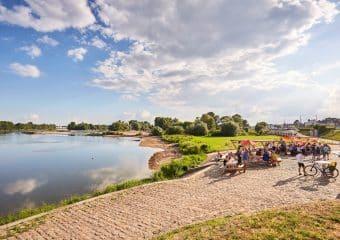 Expérience de Jade sur La Loire à Vélo