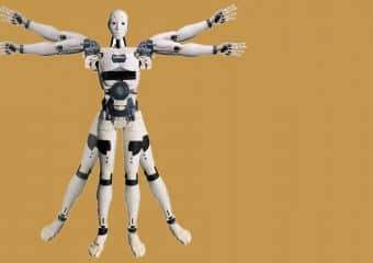 Exposition « Léonard et les robots » à Orléans