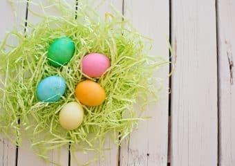 À vélo, partez à la chasse aux œufs de Pâques !