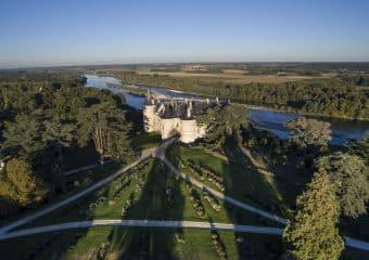 Le Château de Chaumont-sur-Loire et ses jardins
