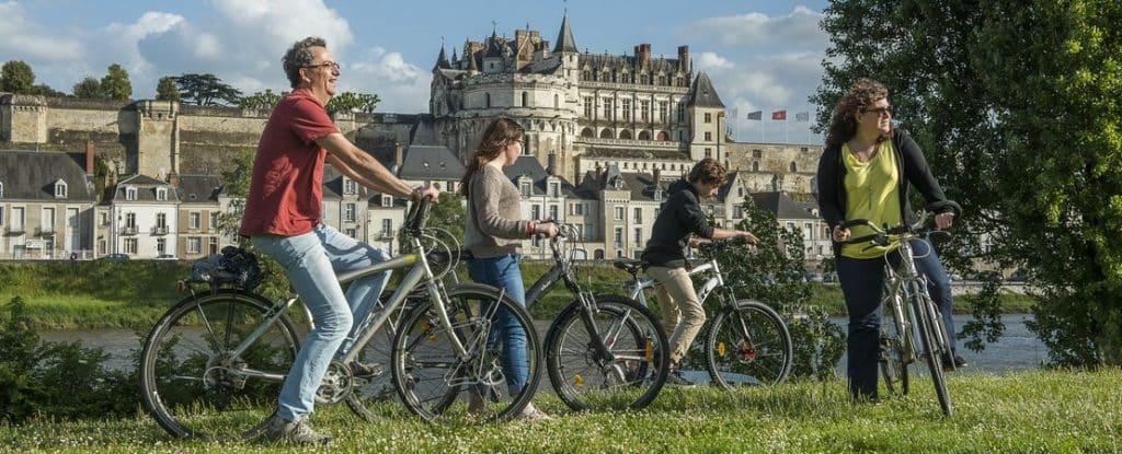 Cyclistes-à-Amboise